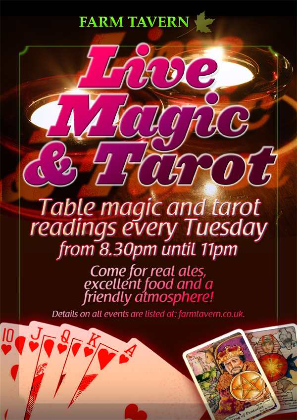 Magic & Tarot Poster