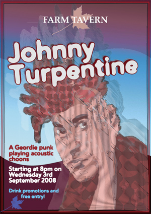 Johnny Turpentine